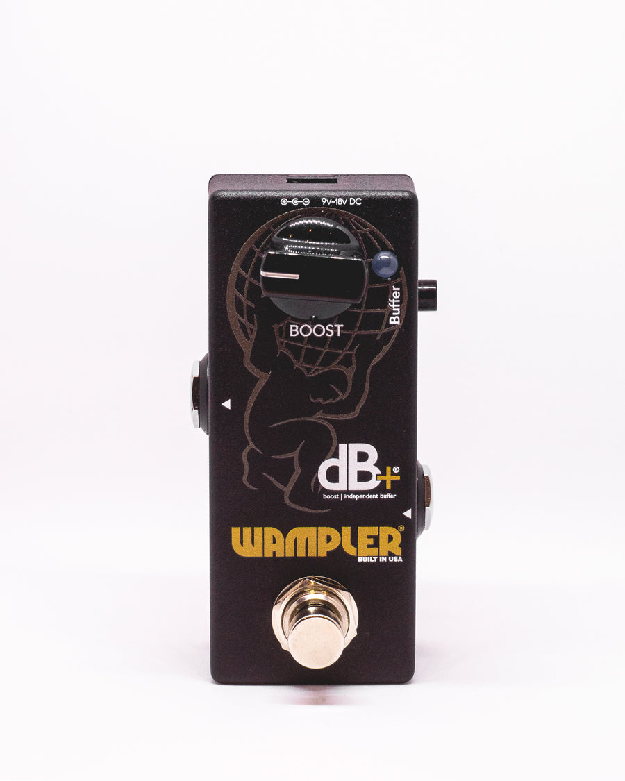 Wampler Pedals Decibel Plus - Regent Sounds