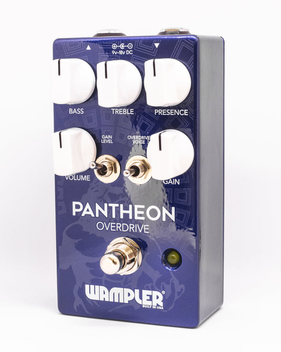 Wampler Pantheon Overdrive - Regent Sounds