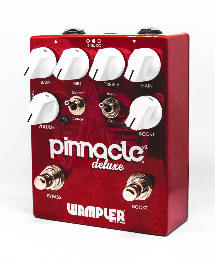 Wampler Pedals Pinnacle Deluxe - Regent Sounds