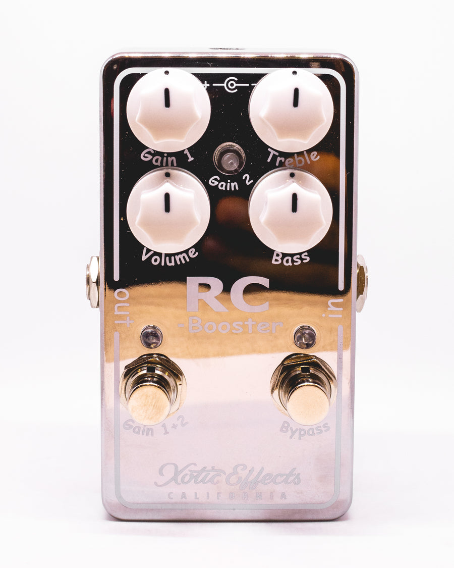 Xotic RC Booster V2 - Regent Sounds