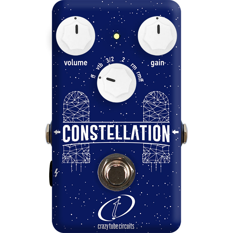 Crazy Tube Circuits Constellation - Regent Sounds