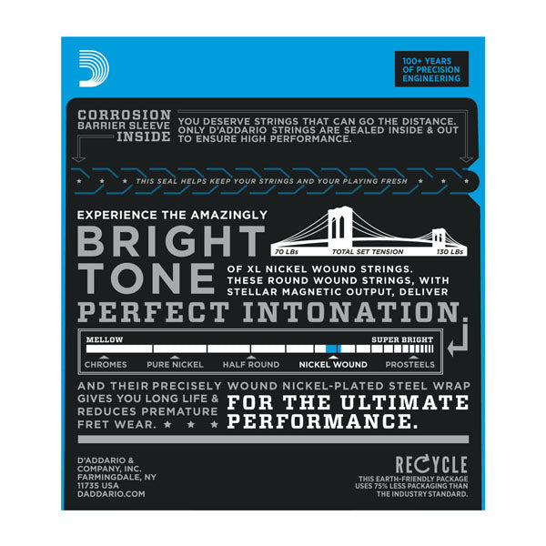 D'Addario EXL110 10-46 - Regent Sounds