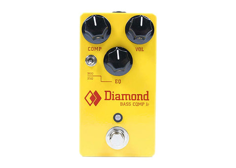 Diamond Bass Compressor Jr - Regent Sounds
