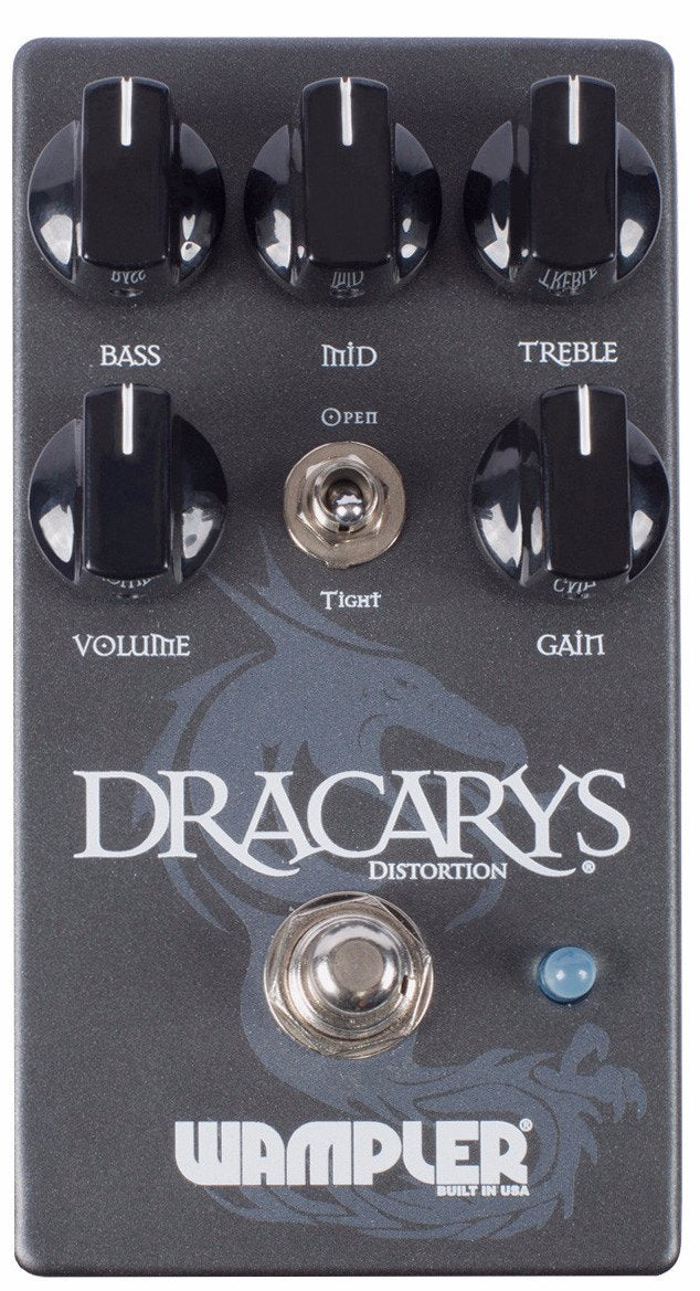 Wampler Pedals Dracarys Distortion - Regent Sounds