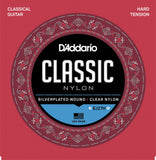 D'Addario EJ27H Classical Hard Tension