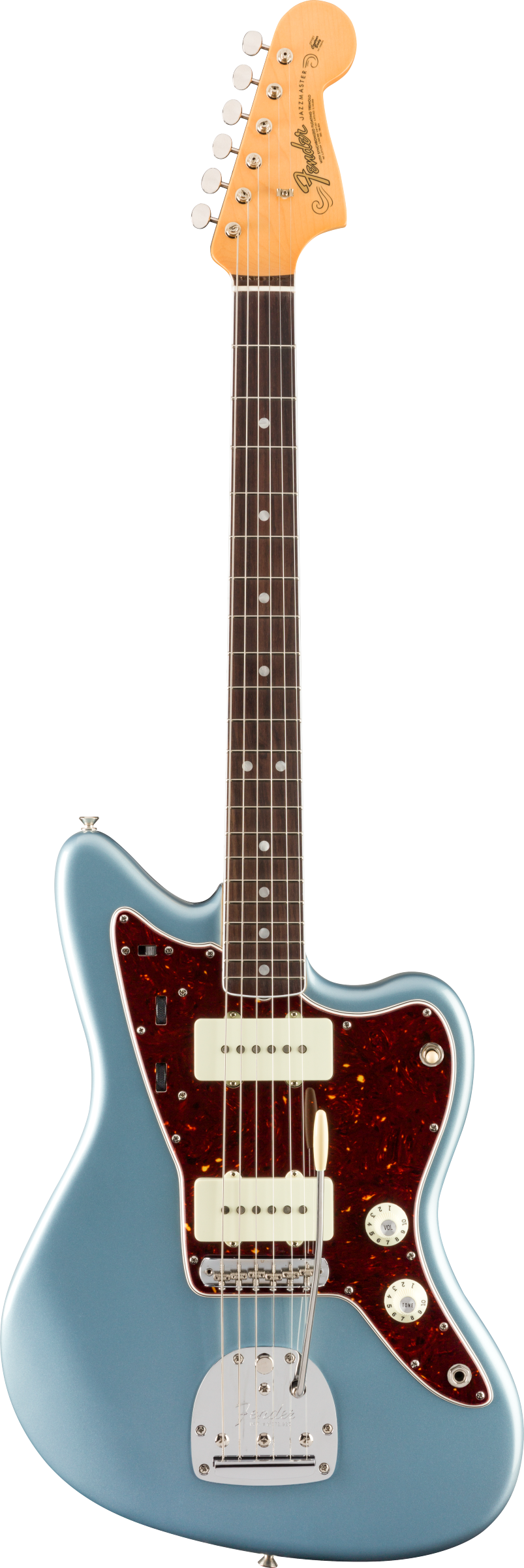 Fender American Original Jazzmaster Iced Blue Metallic RW - Regent Sounds