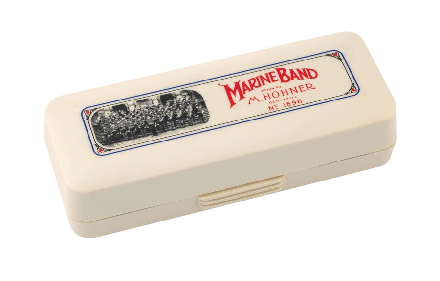 Hohner Marine Band C - Regent Sounds