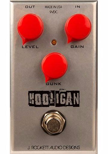 J Rockett Hooligan Fuzz - Regent Sounds