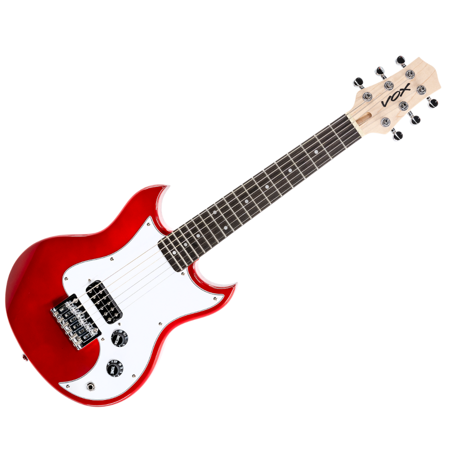 Vox SDC-1 Mini Electric Guitar Red - Regent Sounds