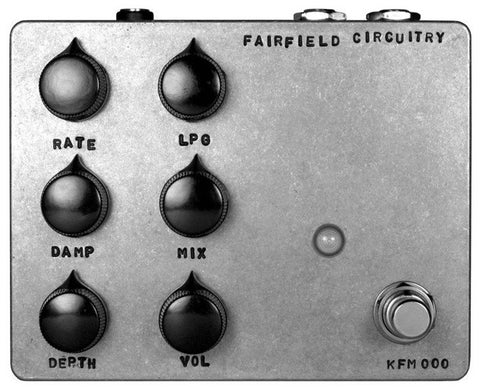 Fairfield Circuitry  Shallow Water K-Field Modulator Pedal