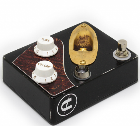 Coppersound Pedals Strategy Boost