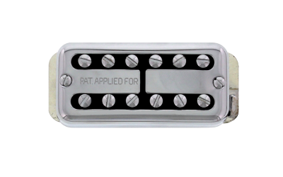TV Jones Ful-Fidelity Filter'Tron - PAF Cover Bridge Chrome - Regent Sounds