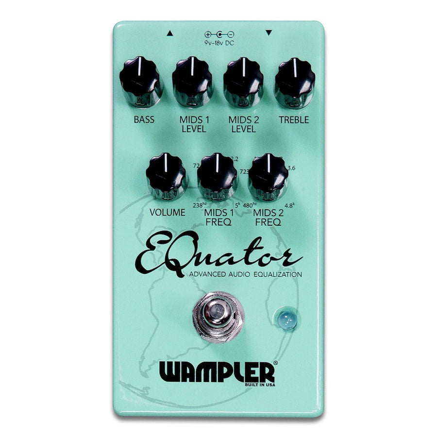 Wampler Pedals EQuator - Regent Sounds