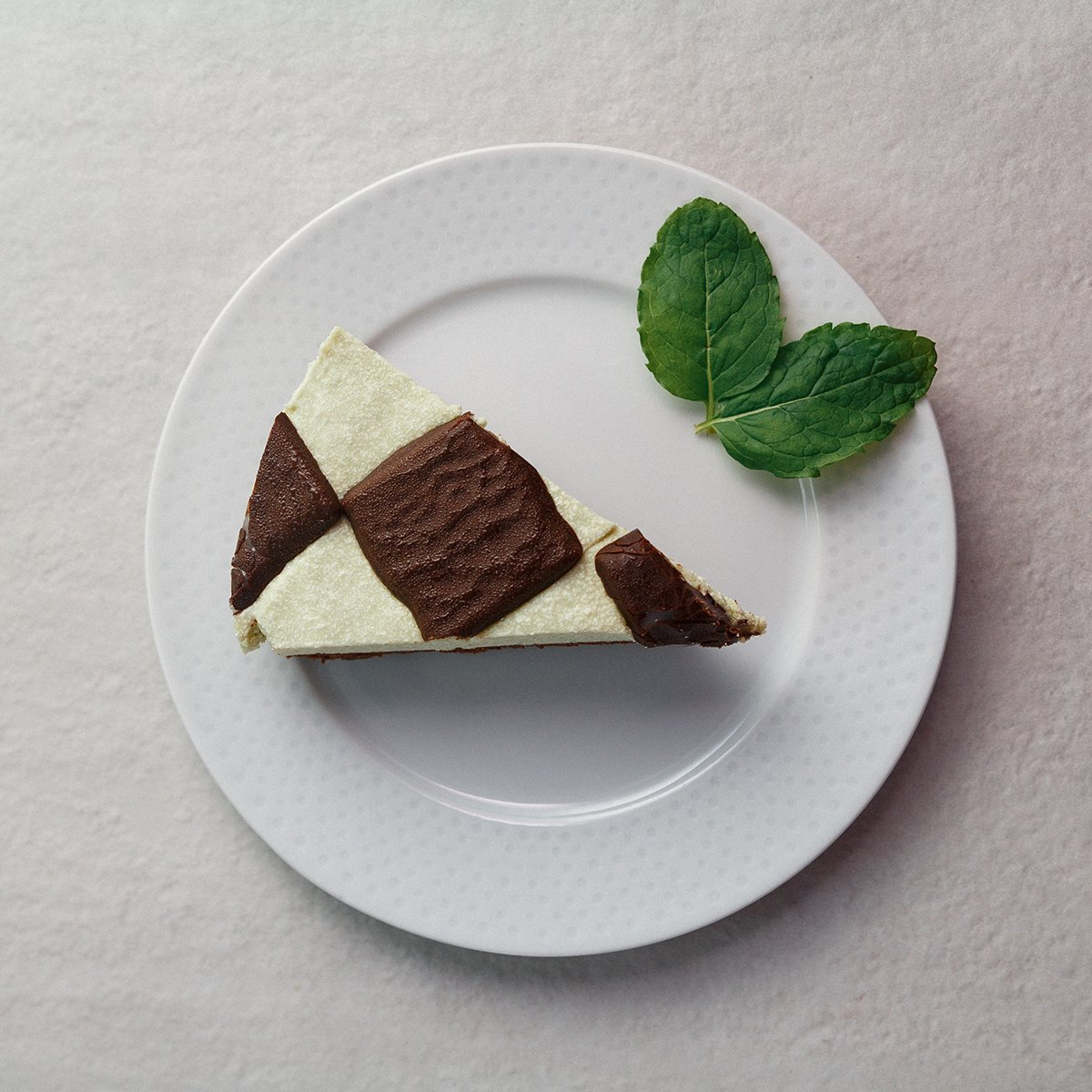 After Eight Cheese Cake