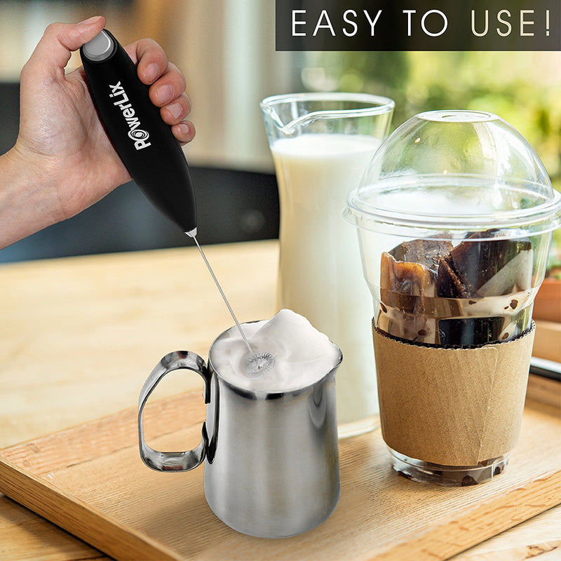 Powerlix Milk Frother Set