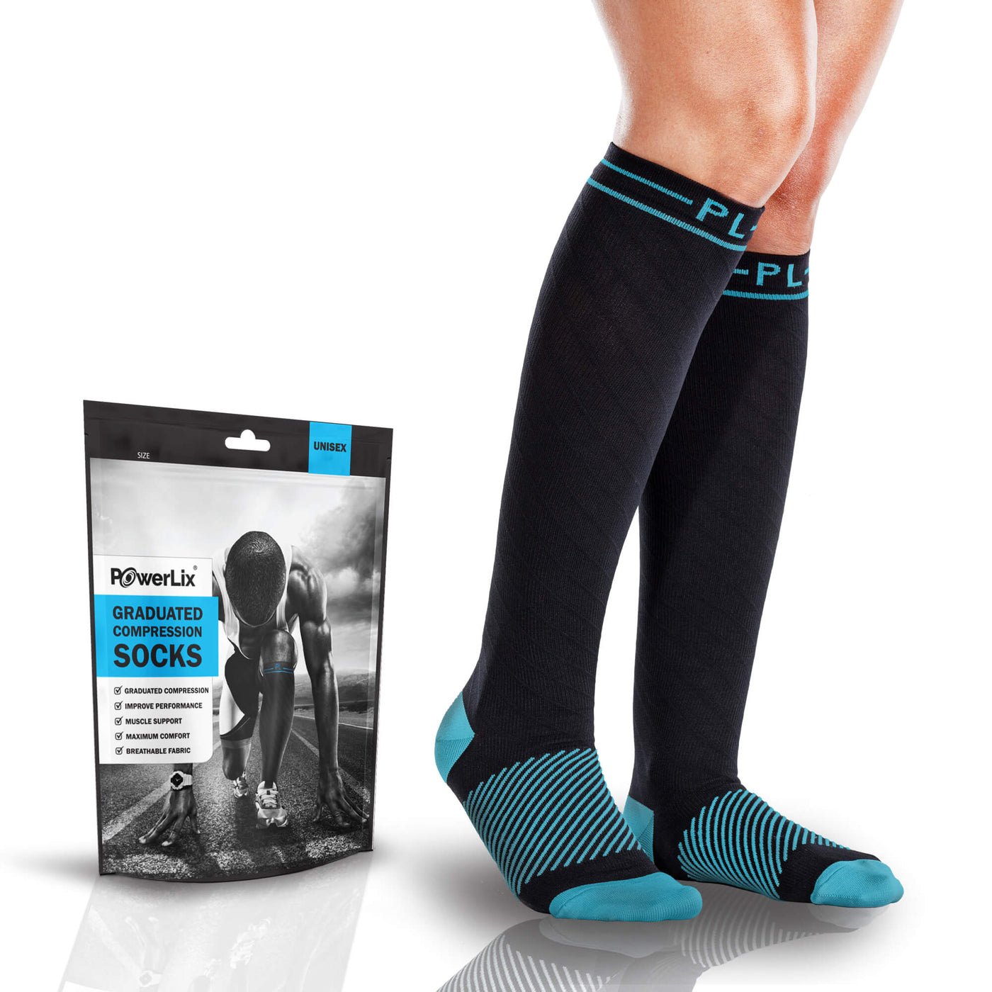 a1b52cb56e Powerlix™ | Compression Socks 2019 Designs | PowerLix