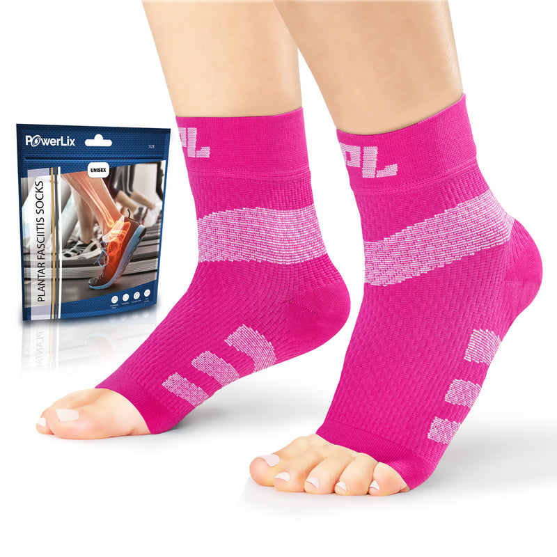 PowerLix™ Plantar Fasciitis Support Socks 2020 Designs