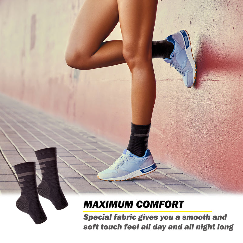 POWERLIX Compression Ankle Sleeve 2019 Designs
