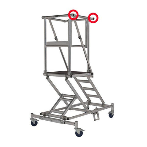 End Cap Top Cage