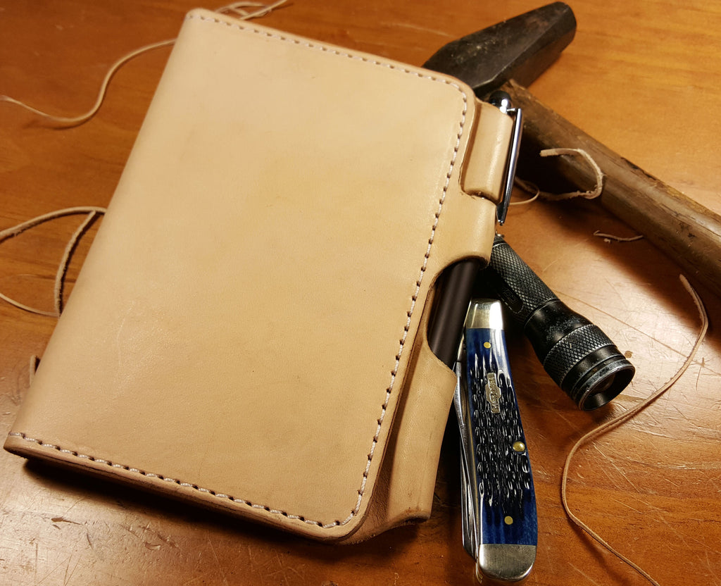 leather field notes case, leather field notes wallet