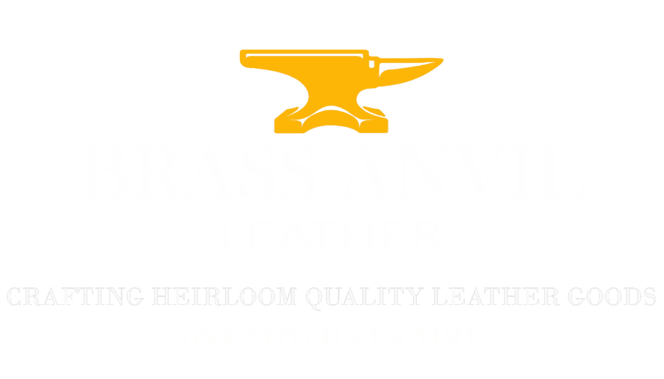 Brass Anvil Leather