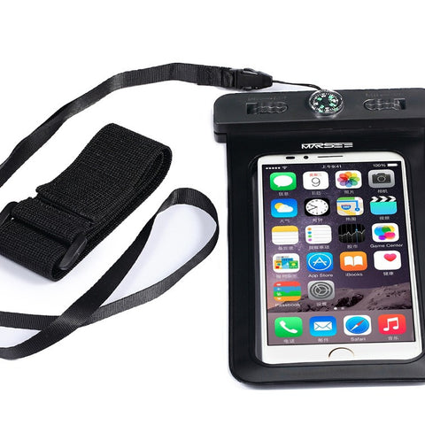 Cell Phone Waterproof Case Universal Dry Bag Pouch