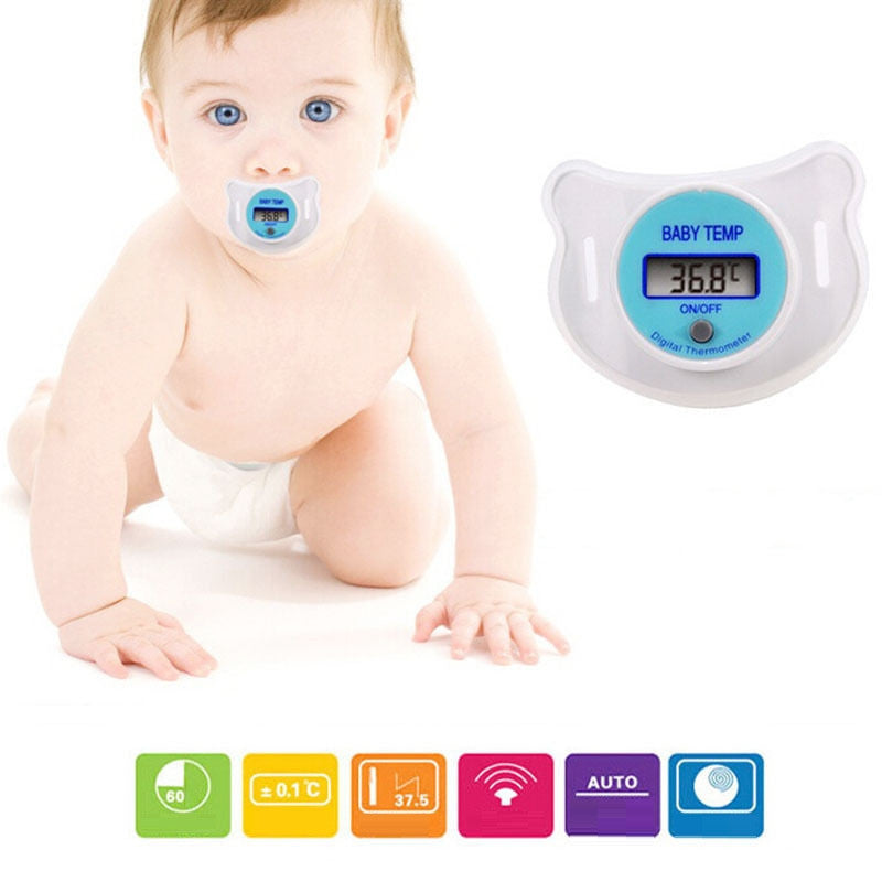 Baby Digital LCD Infant, Temperature Monitor