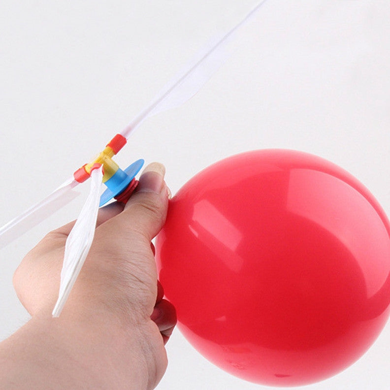 Balloon Airplane, Balloon Helicopter