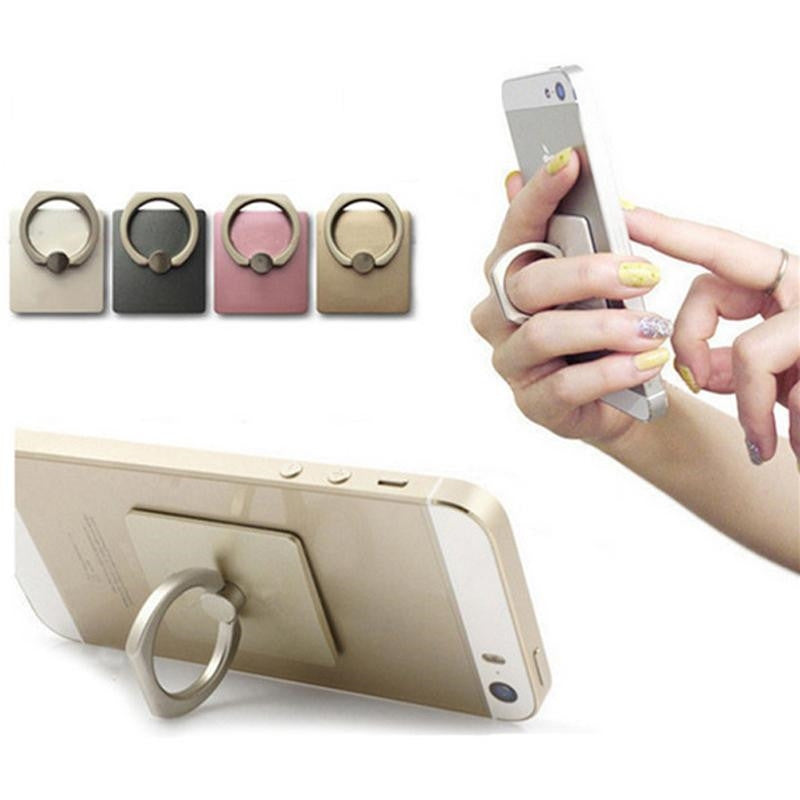 Cell Phone Holder, Ring Handle