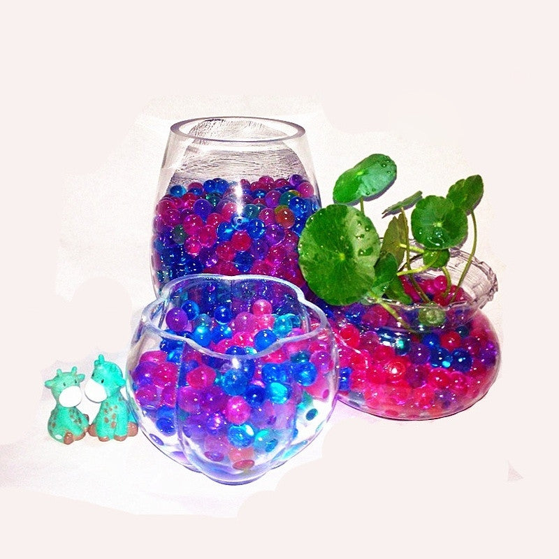 Gel Beads Balls Home Vase Decoration