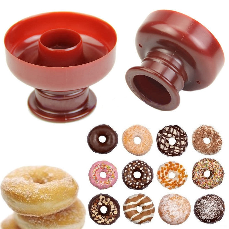 Silicone Donut Maker Mould