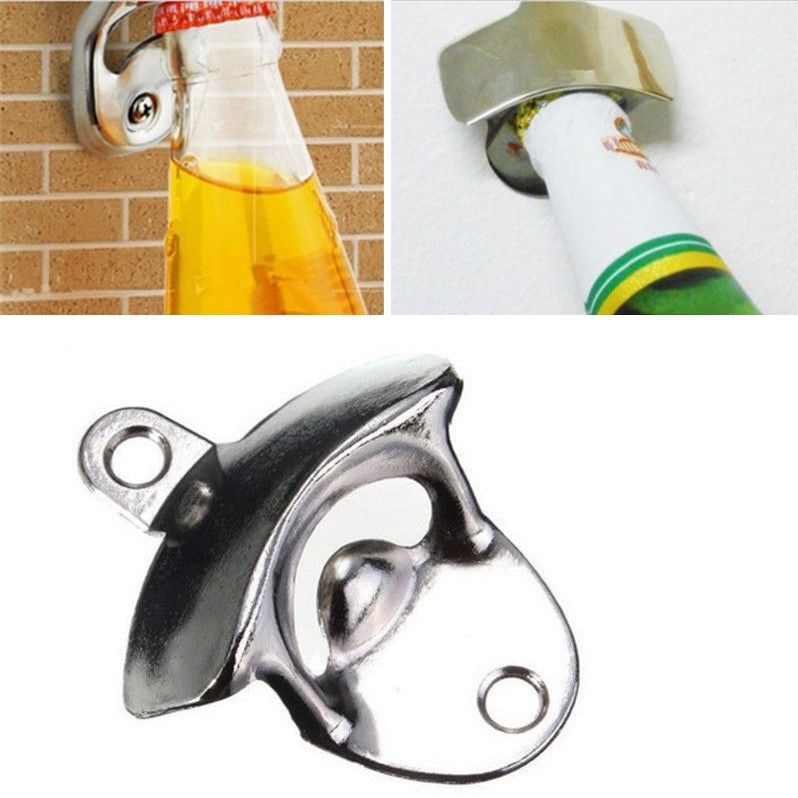 Wall Mounted Beer Opener