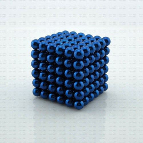 5mm 216 pcs Neo Cube Magic Cube Puzzle Metaballs Magnetic Balls with metal box