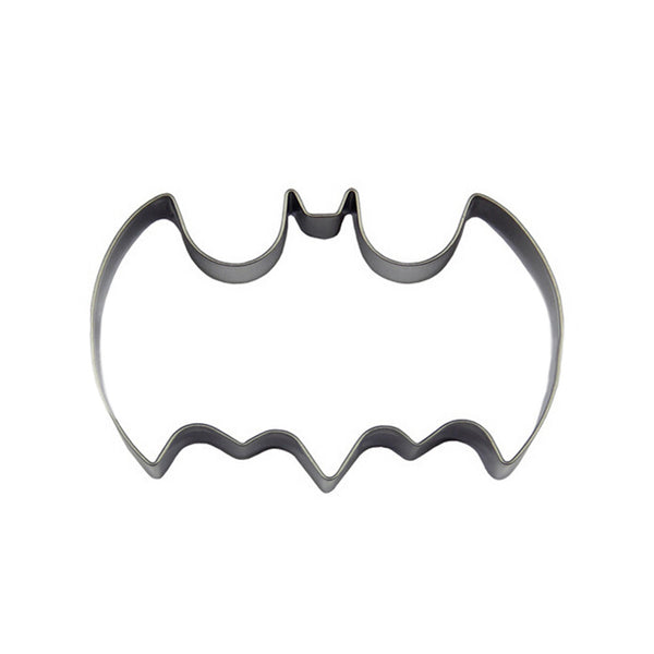 1pc Big Bat Batman Mould Fondant Cake, Cookies and Biscuit Cutter