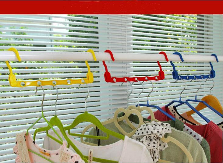 Space Saver Wonder Magic Hanger Hook Closet Organizer
