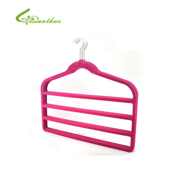 Multifunction Metal Hanger Space Saver For Cloths