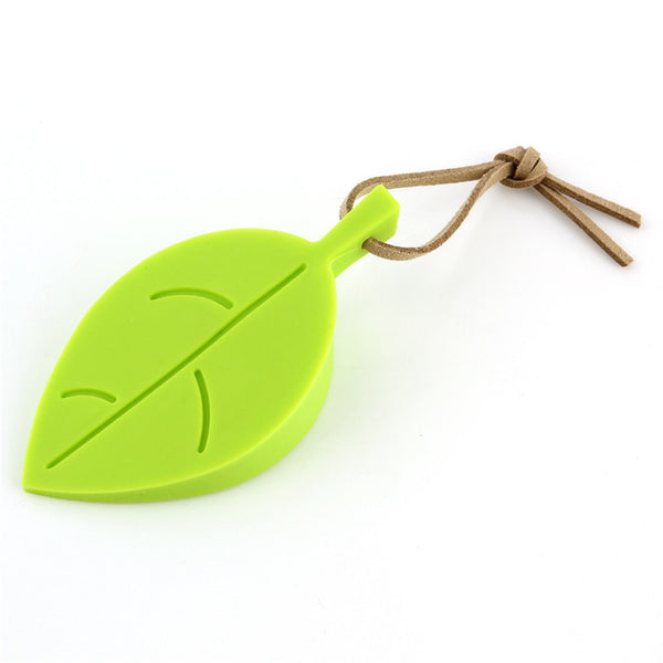 1pc Baby Silicone Gel Leaves Door Stopper Children Kids Jammers Holder Lock