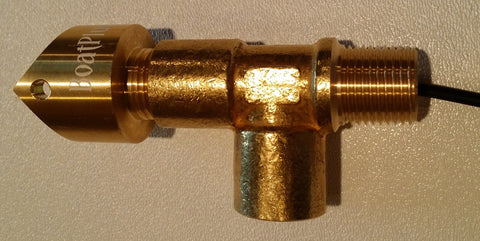 SINGLE TYPHON WITH DRAIN PORT