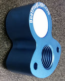 The Burris-1 drain flange light (sea doo, bass boats & other applications)