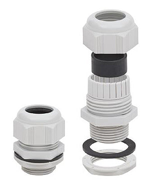 "1/2"" NPT Cable Gland Nut"