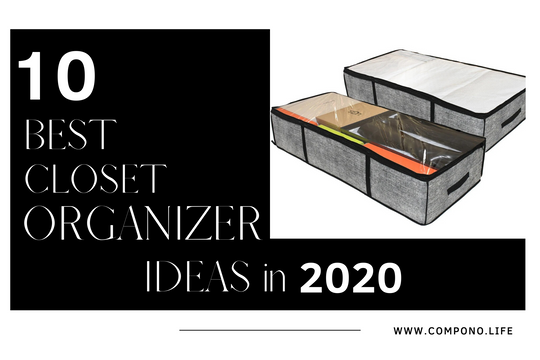 10 Best Closet Organizer Ideas in 2020