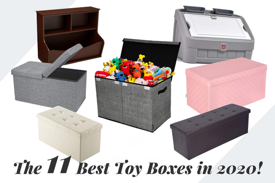 11 Best Toy Boxes of 2020