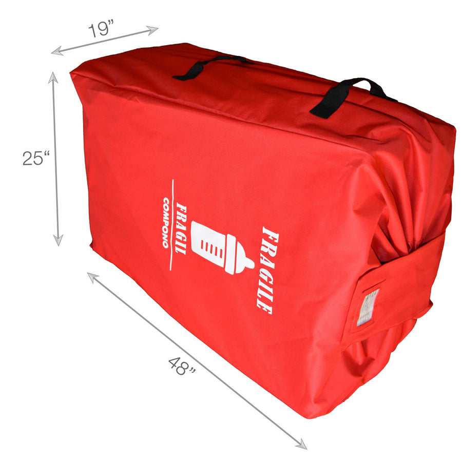Dimensions of Stroller Travel Bag for travel