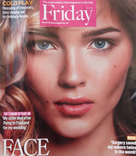 Friday Magazine, December 2014