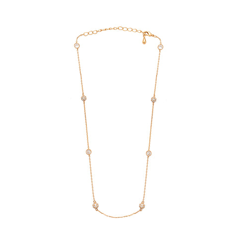 DEB CHAIN NECKLACE GOLD