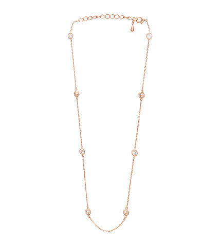 DEB CHAIN NECKLACE ROSE