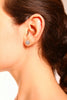 Silver Pavé Crystal Ball 'Susie' Stud Earrings