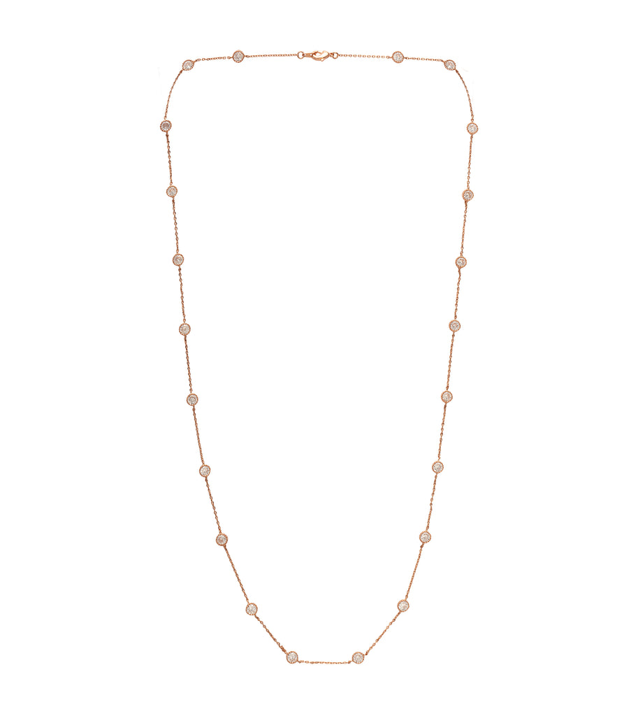 JANA CRYSTAL NECKLACE