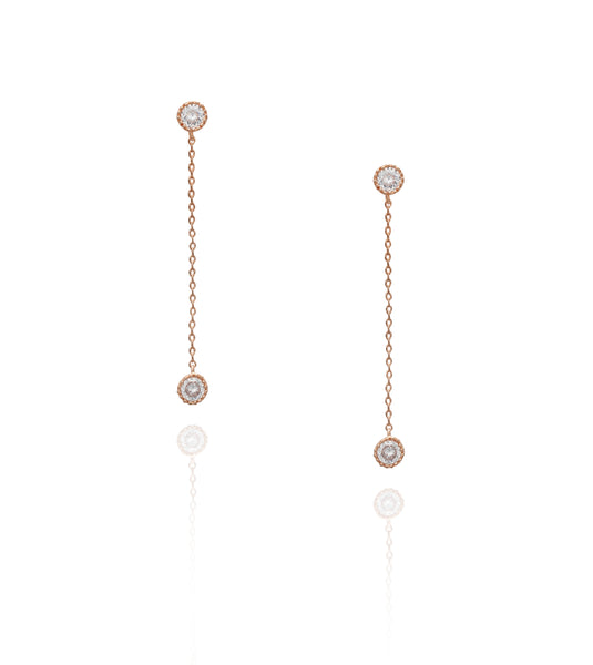 JANA CRYSTAL EARRINGS