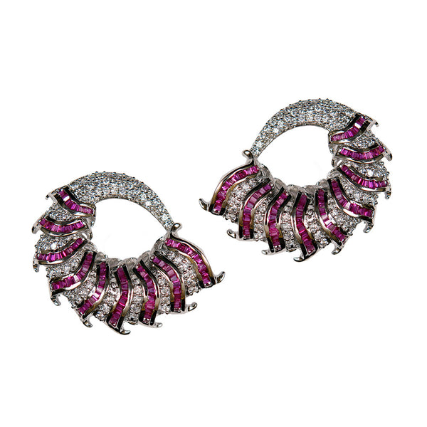 SHELLY EAR CUFF EARRINGS